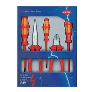 Knipex Werkzeug-Set VDE-Werkzeugsatz