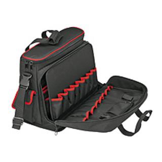 Knipex Werkzeug- und Notebooktasche für den Servicetechniker leer