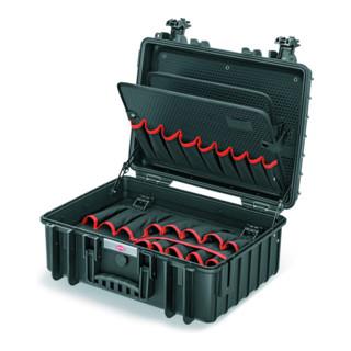 Knipex Werkzeugkoffer ''Robust'' leer
