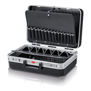 Knipex Werkzeugkoffer Elektro ohne Werkzeug