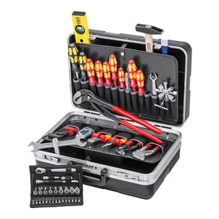 Knipex Werkzeugkoffer Sanitär 24-teilig
