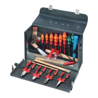 Knipex Werkzeugtasche für Elektroinstallation 24-teilig Ausführung Top Modell