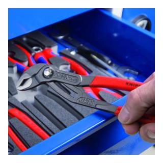 Knipex Zangen-Set Basic'' vier Zangen in Schaumstoffeinlage''