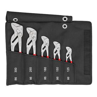 Knipex Zangenschlüssel-Set 5-teilig