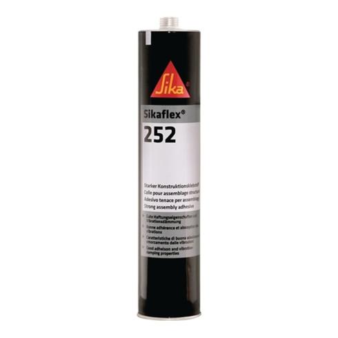 Konstruktionsklebstoff Sikaflex®-252 weiß 300 ml Kartusche SIKA