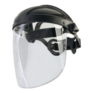 Kopfschutz Turboshield schwarz Kopfband mit Kopfpolsterung