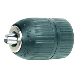 Kraftmann Schnellspannbohrfutter 2 - 13 mm - 1/2'' x 20 UNF