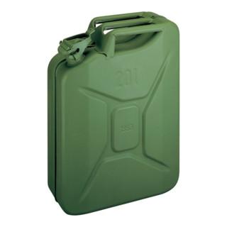 Kraftstoffkanister Inh. 10 l L.345xB.165xH.275mm olivgrün