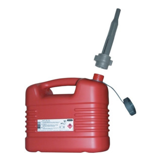 Kraftstoffkanister Inh.10l L329xB195xH319mm rot