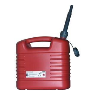 Kraftstoffkanister Inh. 20 l L.385xB.229xH.410mm rot