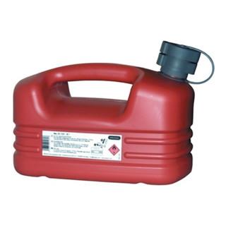 Kraftstoffkanister Inh. 5 l L.331xB.185xH.237mm rot