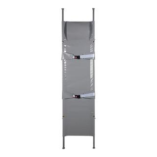 Krankentrage DIN 13024 L2302xB556xH137ca.mm Faltmaß ca. L.1920xB.150xH.145mm