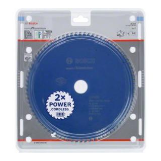 Kreissägeblätter für Akkusägen Expert for Aluminium für Akku-Tischkreissägen