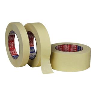 Kreppband 5281 Länge 50m Breite 50mm glatt tesa