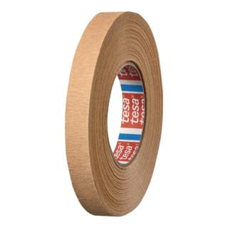 Kreppband tesakrepp 4319 chamois Papier hoch gekreppt Rolle 50mx38mm