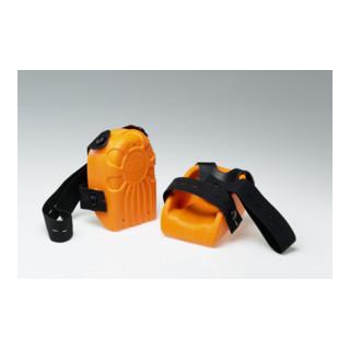Kronen-Hansa Knieschoner, Ergo, Kastenform orange