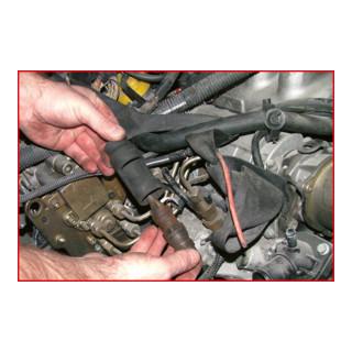 KS Tools 1/2'' Diesel-Injektoren-Stecknuss 12-kant