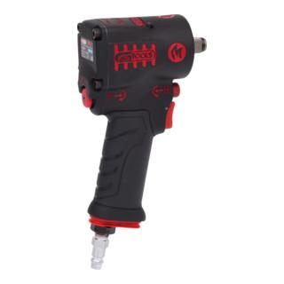 KS Tools 1/2'' miniMONSTER Hochleistungs-Druckluft-Schlagschrauber 1.390 Nm