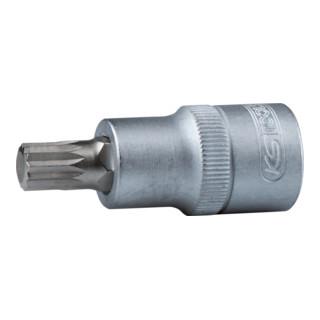 KS Tools 1/2 Bit-Stecknuss XZN, M10, 55 mm
