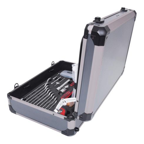 """KS Tools 1/4"""" + 1/2"""" Elektriker-Werkzeugkoffer, 128-tlg."""