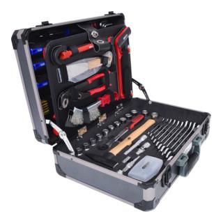 """KS Tools 1/4""""+1/2"""" Sanitär-Werkzeugkoffer, 95-tlg."""