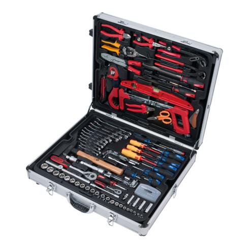 """KS Tools 1/4"""" +1/2"""" Werkzeug-Satz, 135-teilig"""