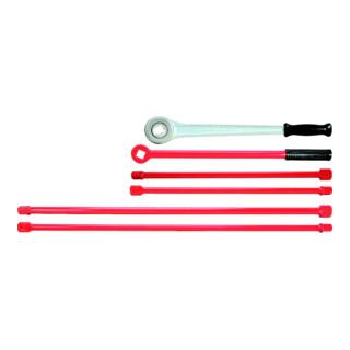 """KS Tools 1"""" Radiator-Nippelschlüssel, 1000mm"""