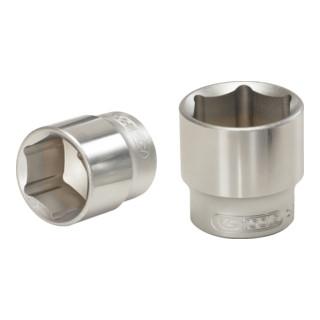 KS Tools 3/8'' CLASSIC Sechskant-Stecknuss (Zoll)