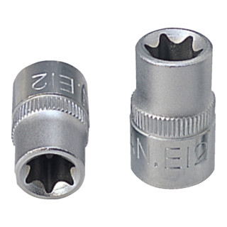 KS Tools 3/8'' TX-E-Stecknuss