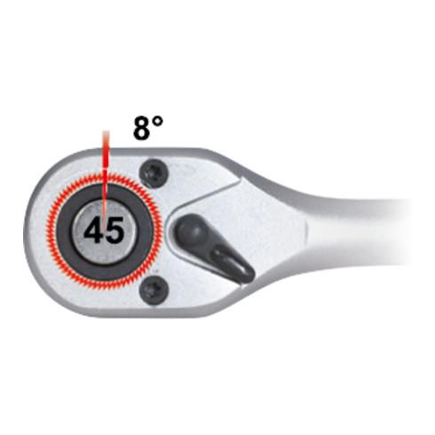 "KS Tools 3/8"" Steckschlüssel-Satz, 26-teilig"