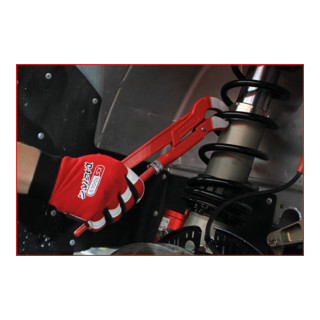 KS Tools 45° gewinkelte Eckrohrzange