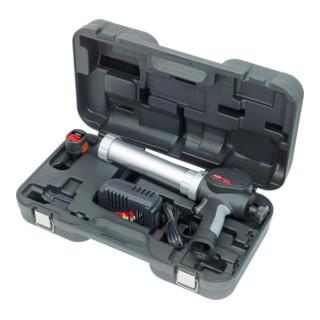 KS Tools Akku-Kartuschen-Pistole 310 ml mit 1 Akku und 1 Ladegerät