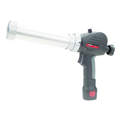 KS Tools Akku-Kartuschen-Pistole 310 ml mit 2 Akkus und 1 Ladegerät