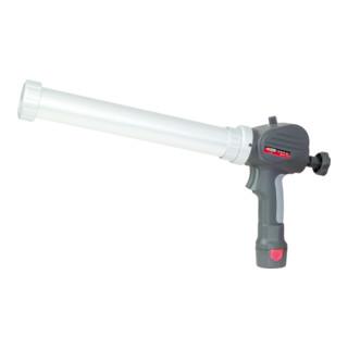 KS Tools Akku-Kartuschen-Pistole 600 ml mit 1 Akku und 1 Ladegerät