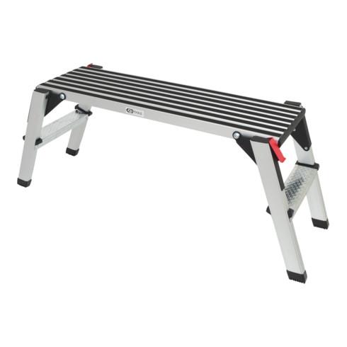 KS Tools Aluminium-Sicherheits-Laufbühne, L1000xB405xH480 mm
