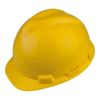 KS Tools Arbeits-Schutzhelm, gelb aus Polypropylen