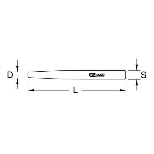 KS Tools BRONZEplus Montagedorn
