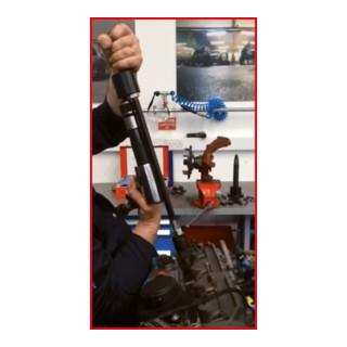 KS Tools Druckluft-Meißel-Injektoren-Auszieh-Satz,10-teilig