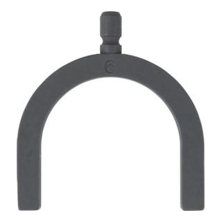 KS Tools Gabel Ausbau, schwarz, 55,5mm