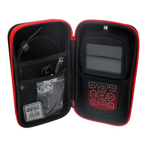 KS Tools HD-Videoskop-Satz mit Durchmesser 4,5 mm 0 Grad und 90 Grad HD Frontkamera-Sonde, umschaltbar, 7-tlg