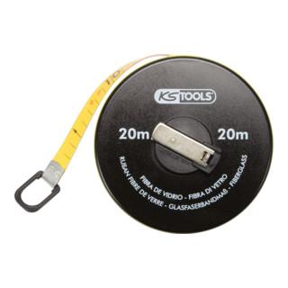 KS Tools Kapselbandmaß mit Kunststoffband
