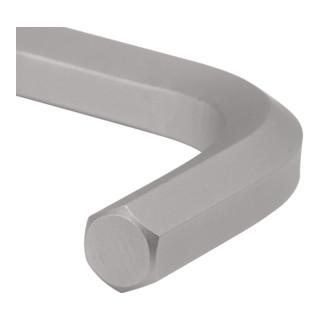 KS Tools Kugelkopf-Innensechskant-Winkelstiftschlüssel, kurz, 7mm