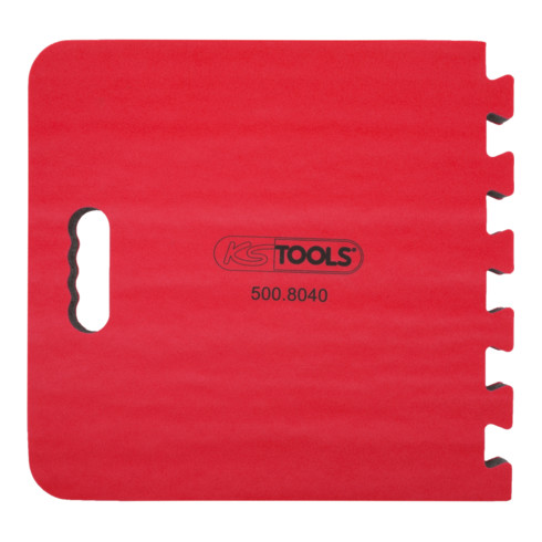 KS Tools Mechaniker-Schutzmatte, L1150xB550xH36mm, 2-tlg.