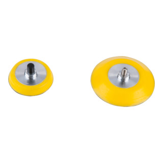 KS Tools Mini-Druckluft-Exzenterschleifer-Satz, 63-teilig