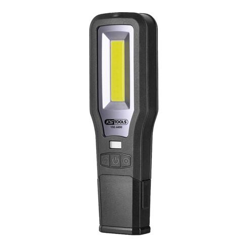KS Tools Mobile Werkstatt-Handlampe, knickbar, 550 Lumen