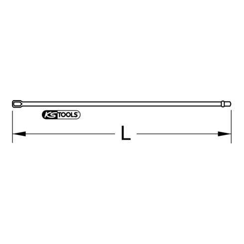KS Tools Radiator-Nippelschlüssel
