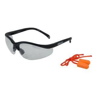 Makita Schutzbrille transparent