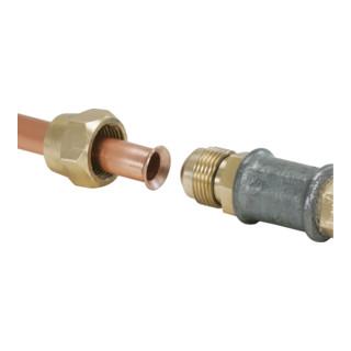 KS Tools Taumelbördel-Satz 1/8''-3/4'' + 6-19mm, 6-teilig