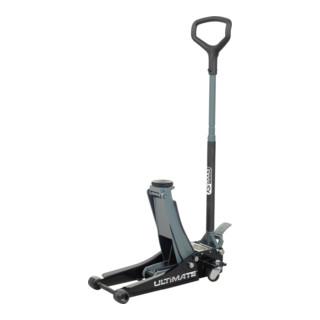 KS Tools ULTIMATEline Hydraulischer Stahl-Wagenheber 2 t