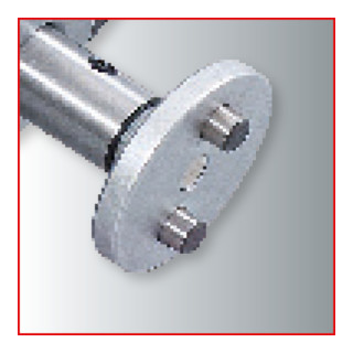 KS Tools Universal Bremskolben-Rückstell-Werkzeug-Satz mit Druckluftspindel, 3-tlg.